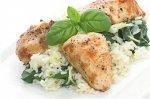 Новогодний рецепт: Индейка с ароматным рисом