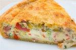 Новогодний рецепт: Овощной пирог с пармезаном