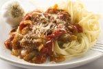 Новогодний рецепт: Тальятелле с утиным рагу,томатами и размарином