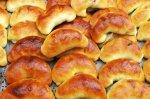 Новогодний рецепт: Пирожки из пресного теста