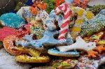Новогодний рецепт: Быстрое ванильное печенье