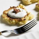 Новогодний рецепт: Картофельные зразы с грибами