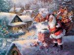 Рождественские тосты 2013