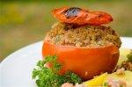 Новогодний рецепт: Фаршированные помидоры