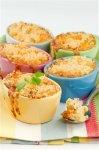 Новогодний рецепт: Закуска с пастой, сыром и мускатным орехом
