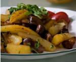 Рецепт картофеля с грибами в горшочке