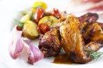 Рецепт ароматных куриных крылышек с медом и карри