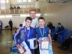 Белокалитвинские самбисты и боксеры на первенство ЮФО заняли призовые места