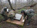 Поиск в Мелиховской: эхо войны и более древних времен
