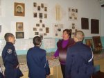 Воспитанники кадетского корпуса побывали на экскурсии в музее Ленинской школы