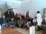 В хуторе Николаевском Пролетарского района Ростовской области селяне обьявили голодовку