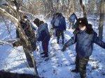 Кадетский поход в Лиховской лес