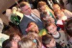 Василий Голубев поздравил 600 детей ростовской области с Новым годом