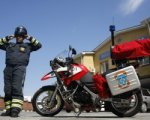 У ростовских огнеборцев появится четыре пожарных  мотоцикла BMW