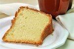 Рецепт кекса на сметане