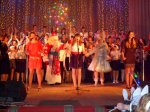 Новогодняя битва хоров