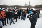 В Волгодонске решили организовать снежную битву