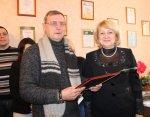 Глава района поздравила «Перекресток» с днем печати