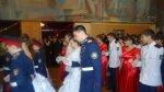 Белокалитвинские кадеты побывали на балу в честь Бородинской битвы в г. Шахты