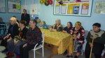 Кадеты вновь посетили дом престарелых