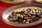 Рецепт гарнира из фасоли