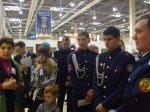 Кадеты-платовцы побывали на выставке-ярмарке «Дон Православный»