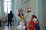 В ДК «Шахтер» в поселке Горняцкий прошел вечер «Рождественские встречи»