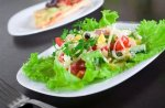 Рецепт овощного салата с пряностями