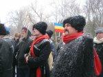 В Ростове казаки в канун 94-й годовщины геноцида казачьего народа,потребовали признать их народом