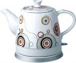Керамический корпус у чайника  - модное новшество