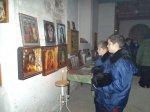 В Свято-Троицком храме в хуторе Погорелов прошла панихида в память казаков, репрессированных советской властью в годы гражданской войны