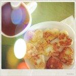 Рецепт сырников по-арбатски