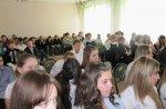 В школе № 1 подготовили и провели устный тематический журнал «Берегите мир»