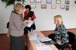 Информационная группа Администрации Белокалитвинского посетила хутор Крутинский