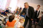 Губернатор Голубев назвал причину  из-за которой план по строительству детских садиков году был сорван