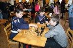 В шахматном клубе состоялся традиционный турнир, организованный Союзом ветеранов Афганистана