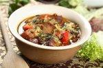 Рецепт риса с мясом в горшочке по-перуански