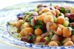 Рецепт быстрого фасолевый салата