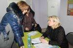 Жители Белой Калитвы встретились с главой района О.А. Мельниковой в актовом зале школы № 4