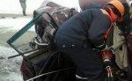 В четверг на 239-м километре автодороги  Волгоград — Каменск-Шахтинский столкнулись четыре машины