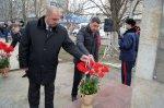 В память 24-ой годовщины вывода советских войск из Афганистана  на проспекте Металлургов прошел митинг памяти