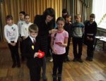 В Доме детского творчества состоялось конкурсно-развлекательное мероприятие «Стрелы Амура»