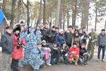 На базе оздоровительного лагеря «Орленок» была проведена военно-спортивная игра ЛАЗЕРТАГ