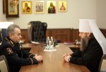 Митрополит Меркурий и новый руководитель главка МВД договорились о взаимодействии