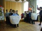 В Доме детского творчества состоялись игровые мероприятия «Русский солдат умом и силой богат» и «Тропа Генерала»