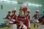 Барабанщицы Белокалитвинского кадетского корпуса примут участие в параде Победы
