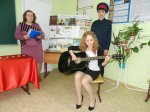 Подошел к концу месячник оборонно-массовой работы в образовательных учреждениях Белокалитвинского района