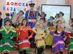 Казачья ярмарка в Шолоховском центре внешкольной работы
