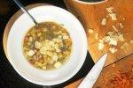 Рецепт супа из корнеплодов
