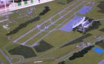 Сроки строительства аэропорта «Южный» отодвинулись на год, а стоимость выросла на 600 миллионов